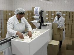 Виробництво бинтів